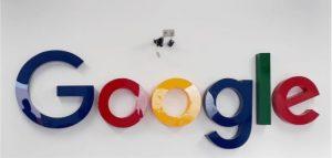 Google – Letras de Acrílico