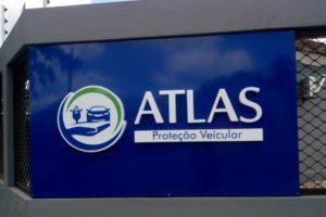 ATLAS – ACM com Letras Sobrepostas com Caixa Alta